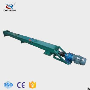 horizontal screw conveyor industrial conveyors