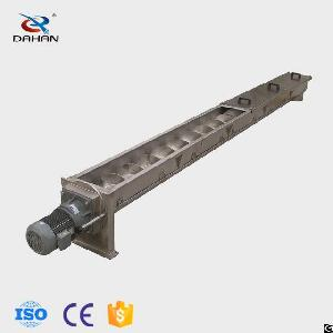 U Type Small Screw Auger Conveyor For Grain
