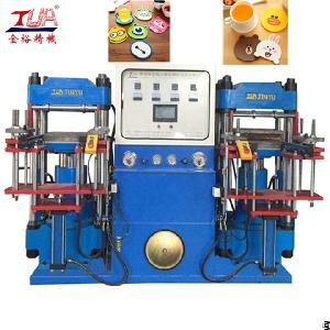 heads silicone dimensional molding curing machine