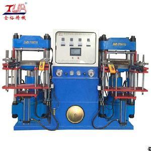 silicone flat washer molding machine