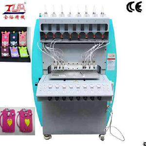 Plastic Silicone Phone Case Making Machine