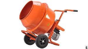 electric mini concrete mixer drum portable cement mortar