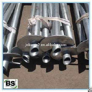Helical Piers And Anchors And Screw Piles