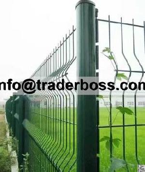dipped galvanized pvc coated chain link fencing sport yard road fence supplier