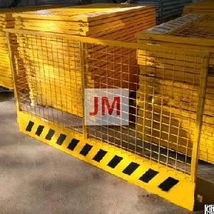 welded wire security fence road fencing