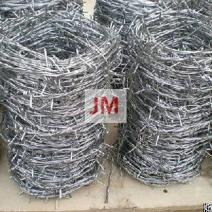 Razor Wire Fence Used For Prison And Key Project Protection , Barbed Wire Supplier