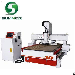 cnc woodworking machine linear atc router