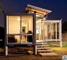 New Designs House Container Prefabricated