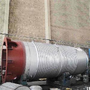 Q345r Fermentation Tank, Asme, Id 3500mm X 13500mm