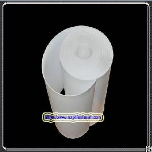 Ptfe Skived Sheet Virgin White Sheet