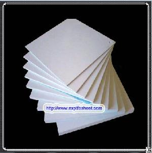 Te-flon Molded Sheet Plate Board