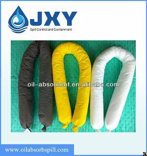 chemical absorbent sock