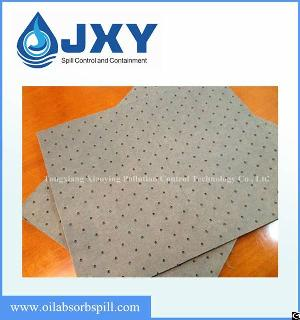 universal absorbent mat pad