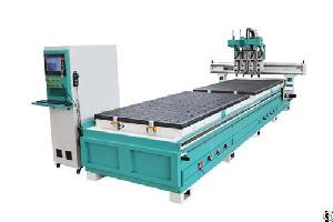 Cnc Nesting Machine With Double Zones Missile-sd9 / Sd6 / Sd4