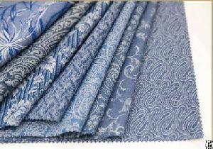 Jacquard Piece Dye Fabric