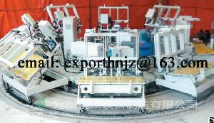 Carousel / Turntable Production Line For Pu Products