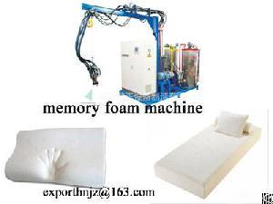 Memory Foam Mattress Pillow Making Machine