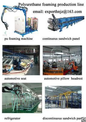 Polyurethane Pu Making Machine And Production Line