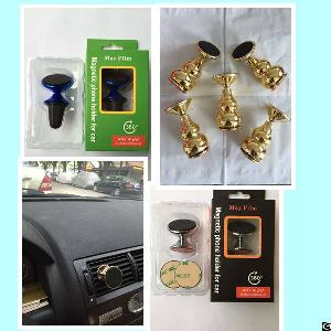 Magnetic Car Mobile Phone Holder With Perfume