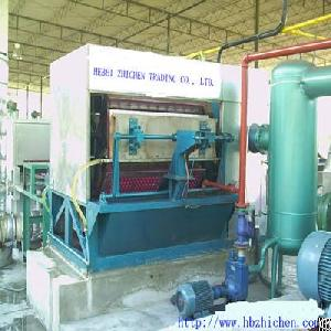 Waste Paper Recycling Egg Packaging Paper Tray Production Machinery