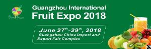 Guangzhou International Fruit Expo 2018 Fruit Expo 2018