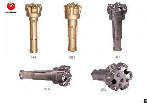 Br1, Br2, Br3, Br4, Br5 Rock Drilling / Mining Low Air Pressure Down The Hole Dth Hammers And Bits
