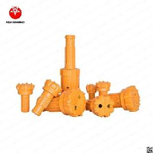 mining rock drilling tools hole dth hammers bits drill rods
