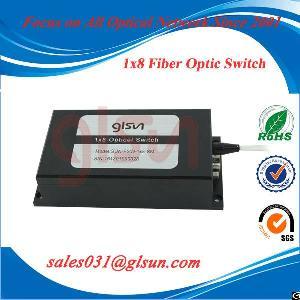 Glsun 1x8 Multi-channel Fiber Optical Switch