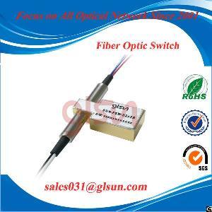 glsun d2x2b fiber optical bypass switch swtich