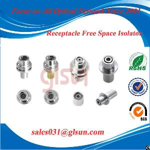 Glsun Receptacle Free Space Isolator