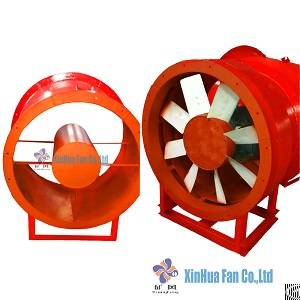 Mining Ventilation Axial Fans For Coal Mine / Gold Mine Project