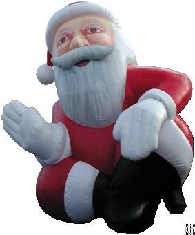 Advertising Inflatable Christmas Decoration