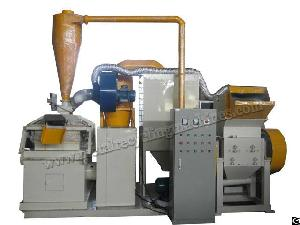 600 copper wire cable granulator