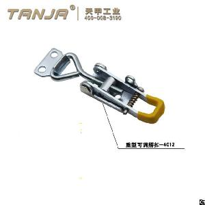 Tanja 4012 Vehicle And Machinery Adjustable Toggle Latch Clamps With Lock Hole