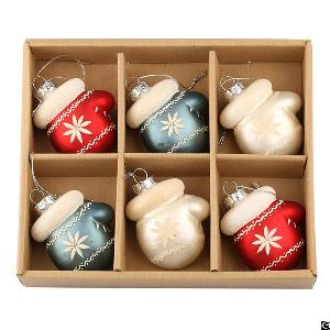 assorted glass ornaments christmas ball decoration