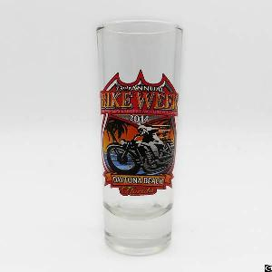 Factory Custom Made Sublimation Shot Glass