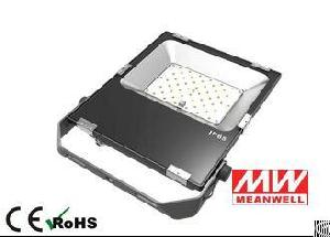 50w led flood light ip65 150smd chip aluminum housing mw driver 5