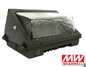 Led Wall Pack Light 120w Outdoor High Luminous Flux Mw Driver Philips Chip