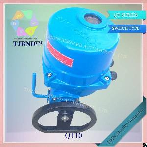 qt 10 1 electric actuator