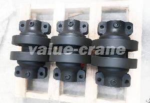 bottom roller hitachi sumitomo crawler crane scx550 2