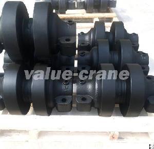 cks800 track roller crawler crane undercarriage