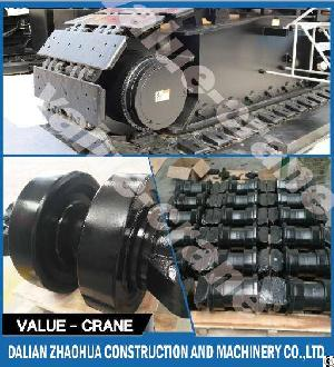 Crawler Crane Track Roller For Ihi Cch1500 Kobelco Ph5035