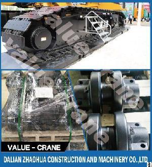 Crawler Crane Track Roller For Kobelco Ph7080 From Zhaohua Machinery