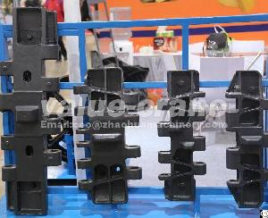 fuwa crane quy130a quy150a track pad suppliers