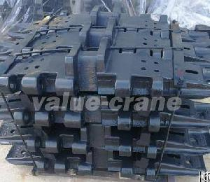fuwa quy100a undercarriage track pad