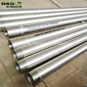 168mm Casing Pipe With Stc Thread Api Stainless Steel Tp304 Ss316 Oil Well Tube