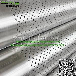 Api K55 J55 N80 Standard Perforated Steel Pipe Based Pipe For Drilling