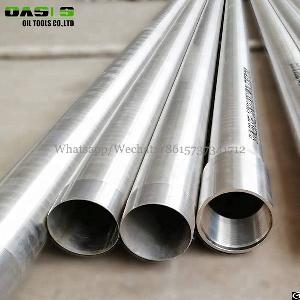 K55 J55 N80 Carbon Steel Api5ct Water Well Drill Casing Oil Well Tubing