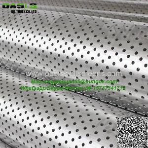 water oil drilling perforated casing pipe expert api