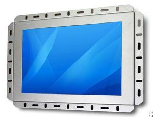 Touch Screen Monitor With Resistive And Capacitive Touch Screen